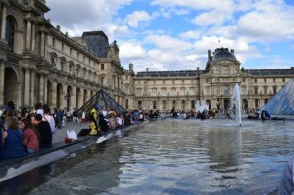 Palais Royal Muse'e du Louvre